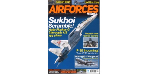 AIR FORCES MONTHLY (to be translated)