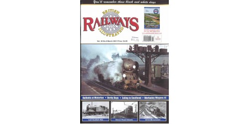 BRITISH RAILWAYS ILLUSTRATED