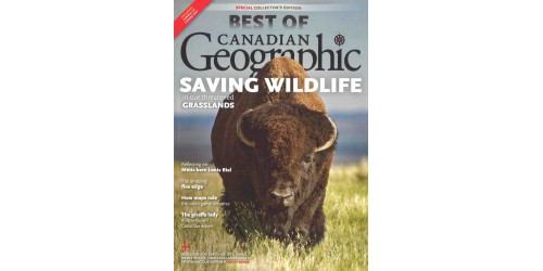 CANADIAN GEOGRAPHIC COLLECTOR'S EDITION