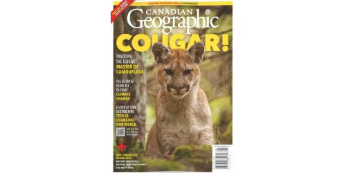 CANADIAN GEOGRAPHIC (to be translated)