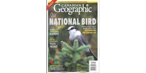 CANADIAN GEOGRAPHIC