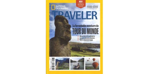 NATIONAL GEOGRAPHIC TRAVELER HORS-SÉRIE